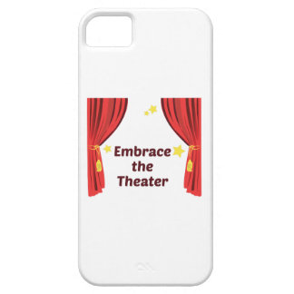 Embrace the Theater iPhone 5 Case