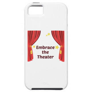 Embrace the Theater iPhone 5 Covers