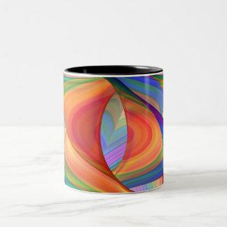 Embrace Two-Tone Coffee Mug