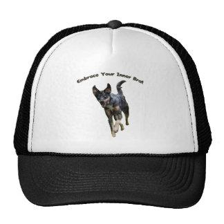 Embrace Your Inner Brat Catahoula Dog Trucker Hat
