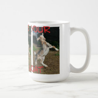 Embrace Your Inner Goat Coffee Mugs