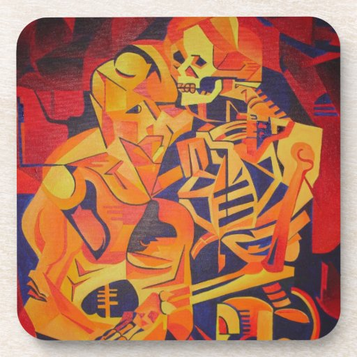 Embracing Death at Halloween Coasters