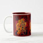 Embracing Death Coffee Mug