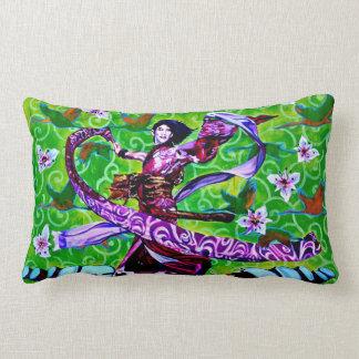 Embracing Life Defining Beauty Throw Pillow