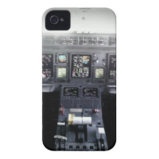 Embraer 145 Flight Deck iPhone 4 Cover