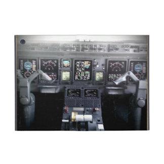 Embraer 145 flight deck case for iPad mini