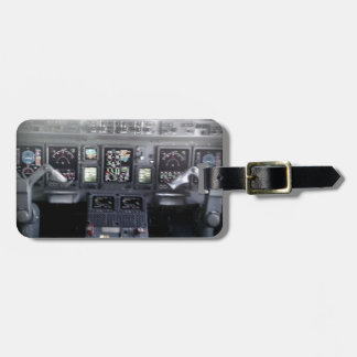 Embraer 145 Flight Deck Luggage Tag