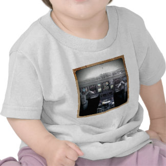 Embraer 145 Flight Deck Tee Shirts