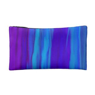 Embrague azul y púrpura
