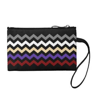 Embrague/bolso de la combinación de color de