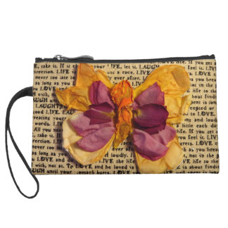 Embrague de la mariposa del vintage