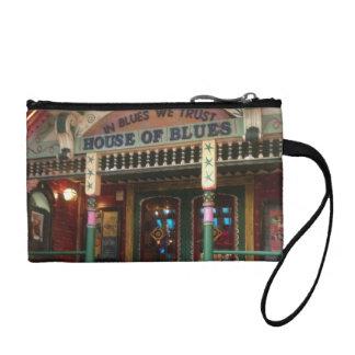 Embrague dominante House of Blues de la moneda