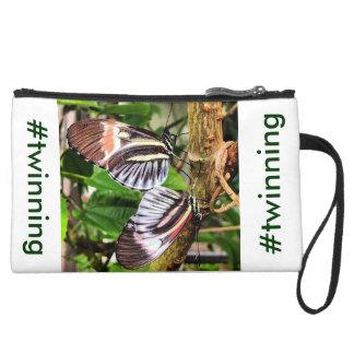 embrague #twinning de la mariposa