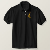 Embroided Signature Polo-Shirt Embroidered Polo Shirt