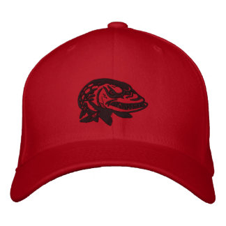 Embroider Mad Musky Logo -MuskyFreak Embroidered Hat