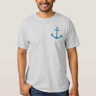 Embroidered Anchor T-Shirt