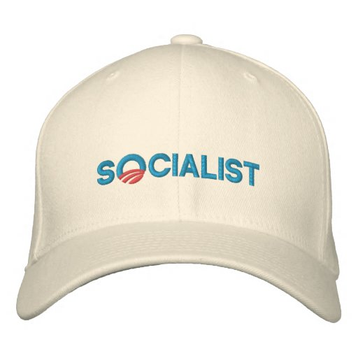 EMBROIDERED ANTI-OBAMA HAT EMBROIDERED BASEBALL CAP
