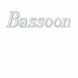 Embroidered Bassoon Player Jacket