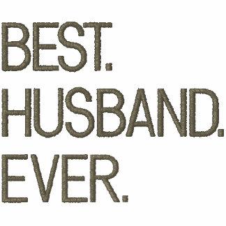 Embroidered Best. Husband. Ever.
