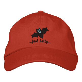 Embroidered Cap for Halloween Baseball Cap
