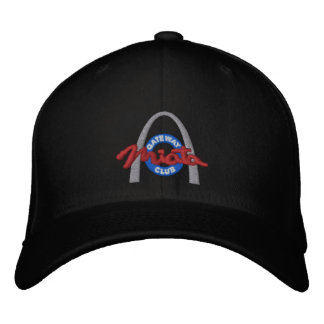 Embroidered Club Logo Cap Embroidered Baseball Cap