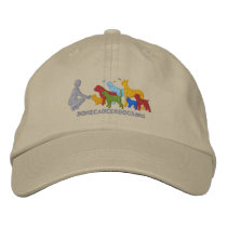 Embroidered Color Logo Embroidered Baseball Hat
