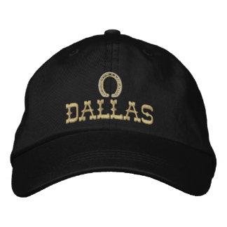 Embroidered Dallas Cap Baseball Cap
