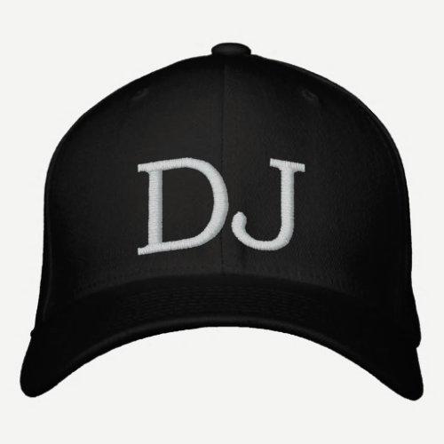 Embroidered DJ Hat