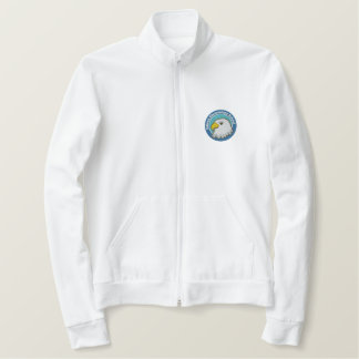 Embroidered Edison Logo Jacket