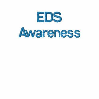 Embroidered EDS Awareness Zip Hoodie