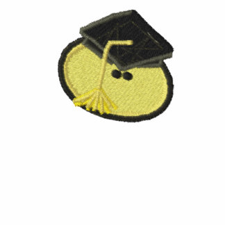 Embroidered Graduation Icon Tshirt - Customize It!