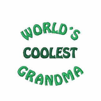 Embroidered Grandma Gift