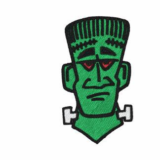 Embroidered Happy Halloween Frankenstein