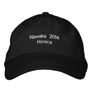 Embroidered hotel and catering industry Cap