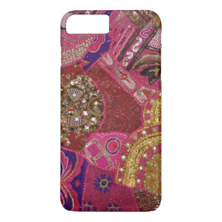 Embroidered Indian Patchwork iPhone 8 Plus/7 Plus Case
