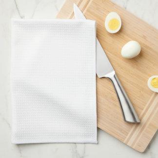 Embroidered Iris Design MoJo Kitchen towel