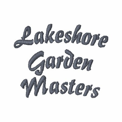 Embroidered Lakeshore Garden Masters Shirt Polo