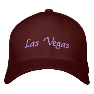 Embroidered Las Vegas Cap
