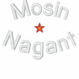 Embroidered Mosin nagant Hoodie (Zip UP)