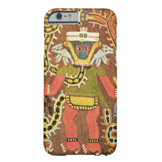 Embroidered mythological figure, Paracas Necropoli Barely There iPhone 6 Case