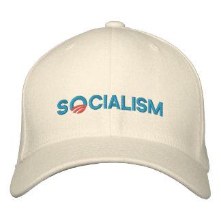 EMBROIDERED OBAMA HAT - Socialism
