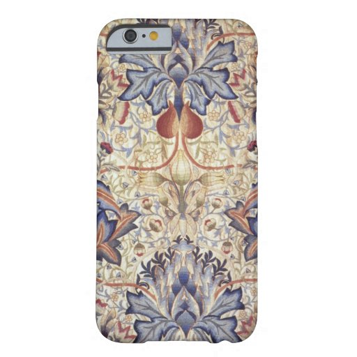 Embroidered Panel Morris and Company iPhone 6 Case