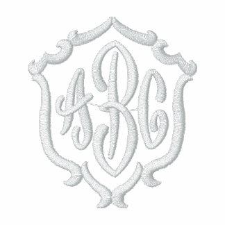 Embroidered Polo Shirt Monogram