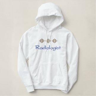 Embroidered Radiologist Hoodie