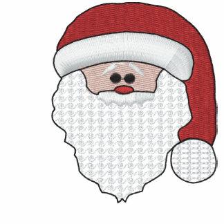 Embroidered Santa Claus T-Shirt