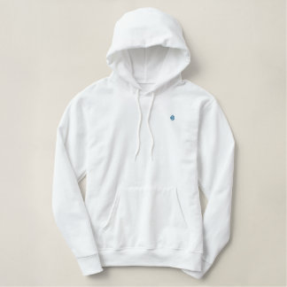 Embroidered School Athletics Pullover Hoodie