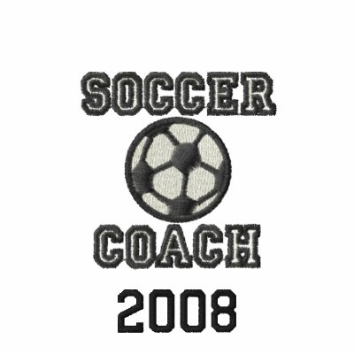 Embroidered Soccer Coach shirt Polo Shirt