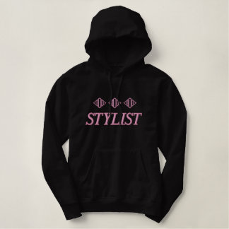 Embroidered Stylist Hoodie
