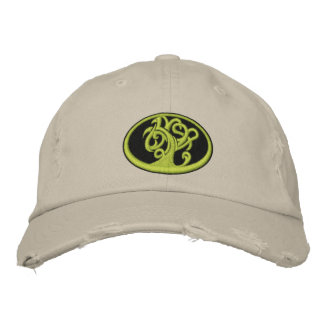 Embroidered T-wood Cap Embroidered Hats