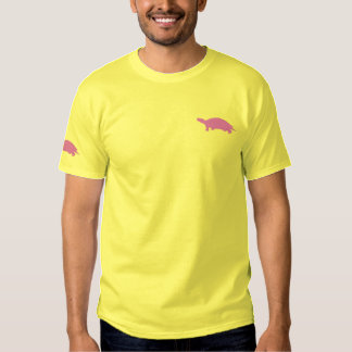 Embroidered Turtle T-Shirt